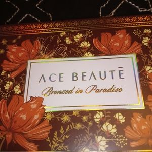 Brand New! Ace Beaute Bronzer Palette